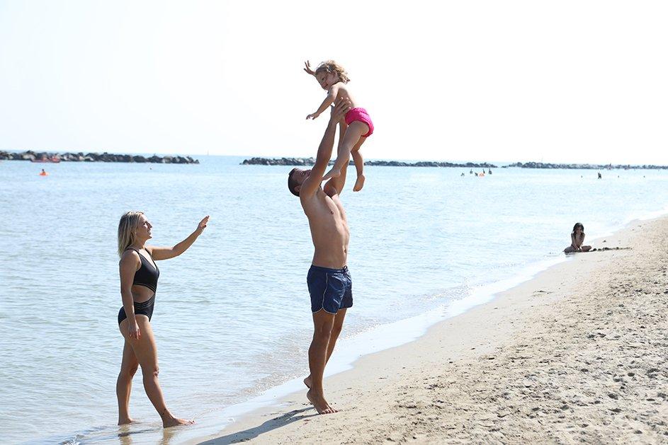 Hotel per famiglie con Spiaggia Privata
