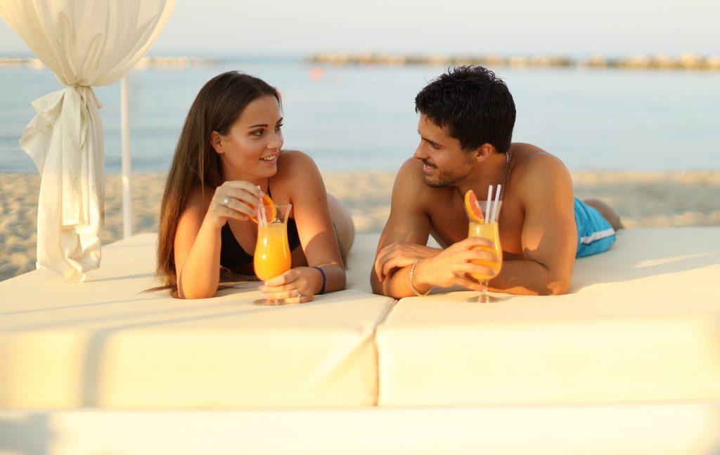 Hotel per coppie con Spiaggia Privata